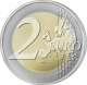 Lithuania 2 Euro Coin - Lithuanian Ethnographic Regions - Aukštaitija 2020 - © Bank of Lithuania