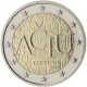 Lithuania 2 Euro Coin - Lithuanian Language 2015 - © European Central Bank