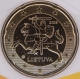 Lithuania 20 Cent Coin 2018 - © eurocollection.co.uk