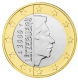 Luxembourg 1 Euro Coin 2009 - © Michail