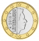 Luxembourg 1 Euro Coin 2013 - © Michail