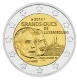 Luxembourg 2 Euro Coin - 100th Anniversary of the Death of Grand Duke Guillaume IV. 2012 - © Michail