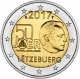 Luxembourg 2 Euro Coin - 50th Anniversary of the Voluntariness of the Luxembourg Army 2017 - © Michail
