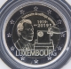 Luxembourg 2 Euro Coin - Centenary of the Universal Voting Right 2019 - mintmark Servaas Bridge - © eurocollection.co.uk