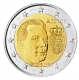 Luxembourg 2 Euro Coin - Coat of Arms of The Grand Duke Henri 2010 - © Michail