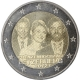 Luxembourg 2 Euro Coin - Royal Wedding Guillaume and Stephanie 2012 - © European Central Bank