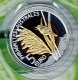 Luxembourg 5 Euro Bimetal Silver-Nordic Gold Coin - Fauna and Flora - Reed 2018 - © Coinf