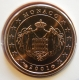 Monaco 1 Cent Coin 2001 - © eurocollection.co.uk