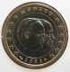 Monaco 1 Euro Coin 2002 - © eurocollection.co.uk