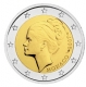 Monaco 2 Euro Coin - 25th Anniversary of the Death of Princess Grace - Grace Kelly 2007 - © Michail