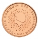 Netherlands 1 Cent Coin 2012 - © Michail