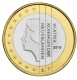 Netherlands 1 euro coin 2010 - © Michail