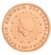 Netherlands 2 Cent Coin 2007 - © Michail