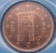 San Marino 2 Cent Coin 2019 - © eurocollection.co.uk