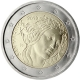 San Marino 2 Euro Coin - 500 Anniversary of the Death of Sandro Botticelli 2010 - © European Central Bank
