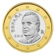 Spain 1 Euro Coin 2012 - © Michail