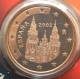 Spain 5 Cent Coin 2002 - © eurocollection.co.uk