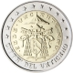Vatican 2 Euro Coin 2005 - Sede Vacante MMV - © European Central Bank