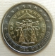 Vatican 2 Euro Coin 2005 - Sede Vacante MMV - © eurocollection.co.uk