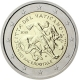 Vatican 2 Euro Coin - Year for Priests 2010 - © European Central Bank