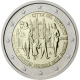 Vatican 2 Euro Coin - 7th World Meeting of Families in Milan 2012 - © European-Central-Bank