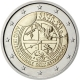 Vatican 2 Euro commémorative 2009 - Année internationale de l'Astronomie - Blister - © European Central Bank