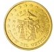 Vatican 50 Cent Coin 2005 - Sede Vacante MMV - © Michail