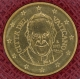 Vatican 50 Cent Coin 2015 - © eurocollection.co.uk