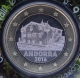 Andorra 1 Euro Münze 2016 - © eurocollection.co.uk