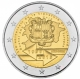 Andorra 2 Euro Coin - 25 Years of Customs Union with the EU 2015 - © Michail