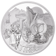 Austria 10 Euro Silver Coin - Austria by it`s Children - Federal Provinces - Tyrol 2014 - Proof - © Humandus