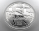 Belgium 10 Euro silver coin 50 years North South Connection in Brussels 2002 - © allcans
