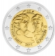 Belgium 2 Euro Coin - 100 Years International Women's Day 2011 - © Michail