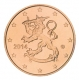 Finland 2 Cent Coin 2014 - © Michail
