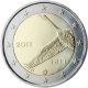 Finland 2 Euro Coin - 200 Years National Bank 2011 - © European Central Bank