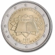 Finland 2 Euro Coin - 50 Years Treaty of Rome 2007 - © bund-spezial