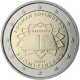 Finland 2 Euro Coin - 50 Years Treaty of Rome 2007 - © European Central Bank