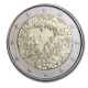 Finland 2 Euro Coin - 60 Years Promulgation of Human Rights 2008 - © bund-spezial