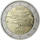 Finland 2 Euro Coin - 90 Years Independence 2007 - © European-Central-Bank