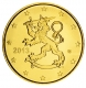 Finland 50 Cent Coin 2013 - © Michail