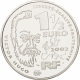France 1 1/2 (1,50) Euro silver coin 200. birthday of Victor Hugo 2002 - © NumisCorner.com