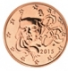 France 2 Cent Coin 2015 - © Michail