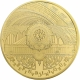 France 5 Euro Gold Coin - UNESCO World Heritage - Banks of the Seine - Orsay - Petit Palais 2016 - © NumisCorner.com