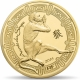 France 50 Euro Gold Coin - Fables de La Fontaine - Year of the Monkey 2016 - © NumisCorner.com