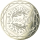 France 50 Euro Silver Coin - France by Jean-Paul Gaultier I - Marinière 2017 - © NumisCorner.com