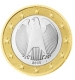 Germany 1 Euro Coin 2009 J - © Michail