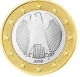 Germany 1 Euro Coin 2010 D - © Michail