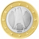 Germany 1 Euro Coin 2012 G - © Michail