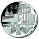 Germany 10 Euro commemorative coin 100 years Elbe tunnel in Hamburg 2011 - Brilliant Uncirculated - © Zafira
