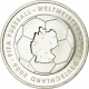 Germany 10 Euro silver coin FIFA Football World Cup 2006 Germany 2003 - Brilliant Uncirculated - © NumisCorner.com